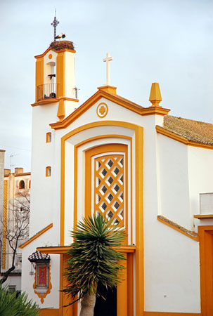 Resultado de imagen de Sacramento de Santa Ana de Jerez