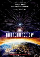 INDEPENDENCE DAY: CONTRAATAQUE 3D